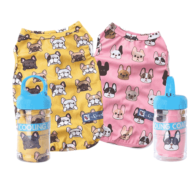 Dog Clothes: Shirts, Sweaters & Jackets Apparel Dog T-Shirt Clothes:Small Clothes Custom Dog Coats Cotton Bulldog 06-1192 Dog T-Shirt Clothes:Small Clothes Custom Dog Coats Cotton Bulldog 06-1192