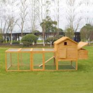 Rabbit Cage & Wood, Wooden Rabbit House Wooden pet house rabbit cage 327x 105x 133cm SPF material 06-0033 Wooden pet house rabbit cage 327x 105x 133cm SPF material 06-0033