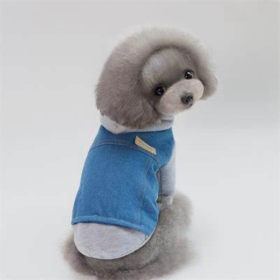 Denim Pet Clothes 06-0241