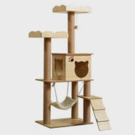 Pet, Cat Hammock Tree Price Cheap MDF Cat Tree