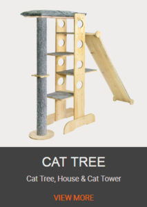 Cat trees & cat tree factory