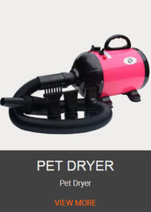 Pet Dog Cat Dryer Products Factory