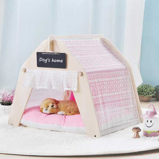 Indoor Portable Lace Tent 06-0959
